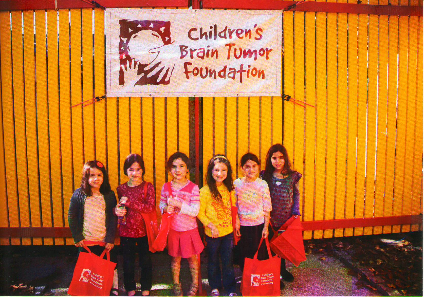 Please Help Me Support the Children's Brain Tumor ...
